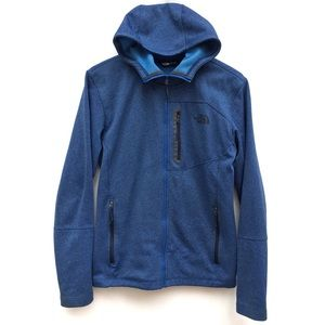 North Face Canyonlands Mens Zip Hoodie Jacket